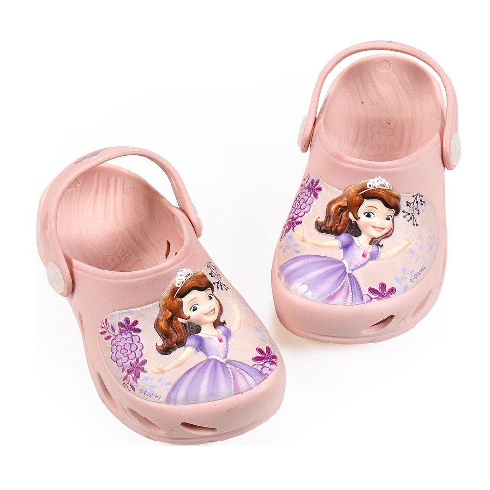 Babuche Plugt Ventor Princesa Sofia Disney Rosa