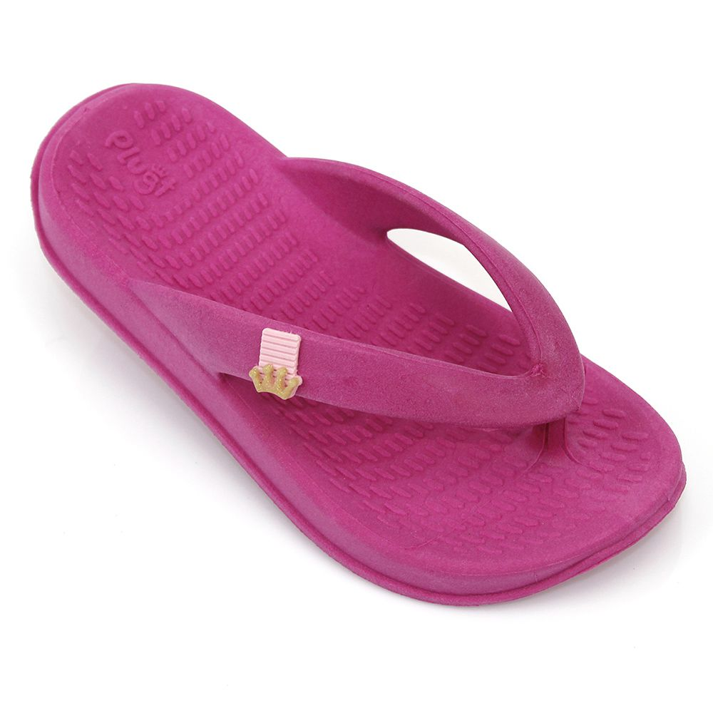 Chinelo Plugt Street Básico Pink