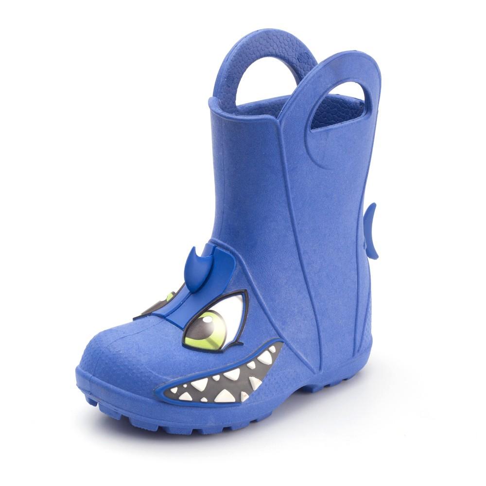 Galocha Plugt Tubarão Azul