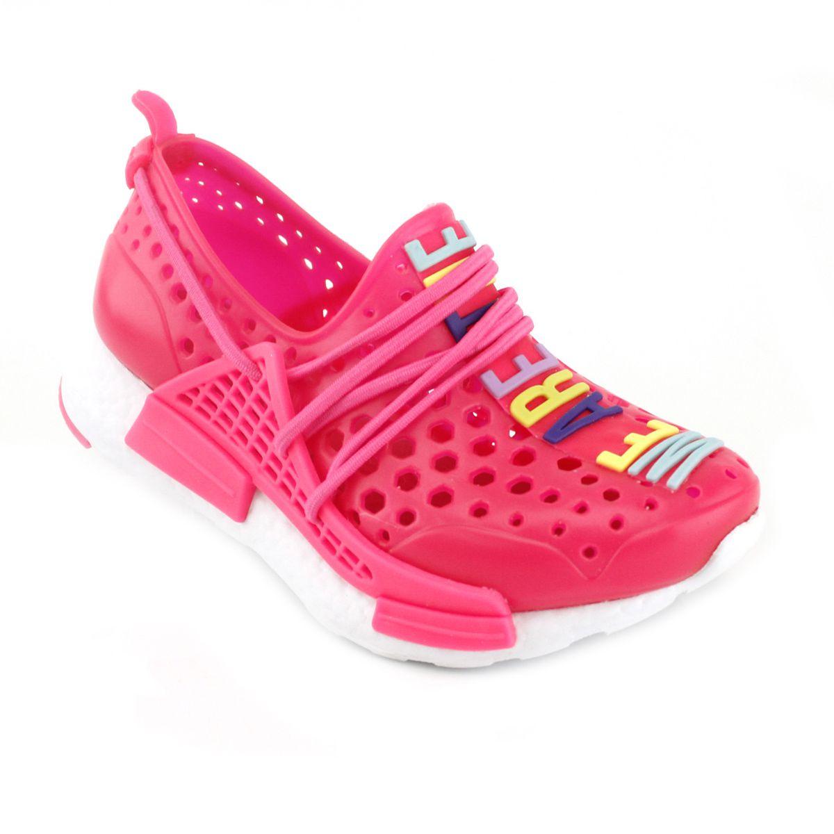 Tênis Plugt Future Infantil Pink