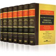 Coleção Doutrinas Essenciais Direito Registral - RICARDO DIP / SÉRGIO JACOMINO
