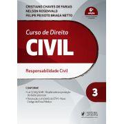 Curso de Direito Civil - Volume 3 - Responsabilidade Civil