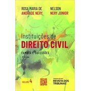 Instituições De Direito Civil Volume 4 - Família E Sucessões