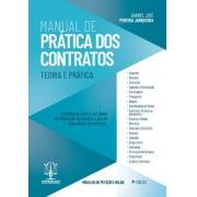 Manual de Prática dos Contratos Teoria e Prática com Modelos online