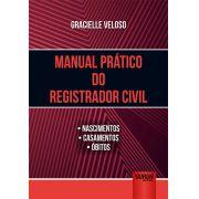 Manual Prático do Registrador Civil