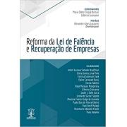 Reforma da Lei de Falência e Recuperação de Empresas