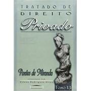 Tratado de Direito Privado - Tomo 13 - Pontes de Miranda