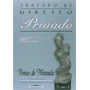 Tratado de Direito Privado - Tomo 1 - Pontes de Miranda