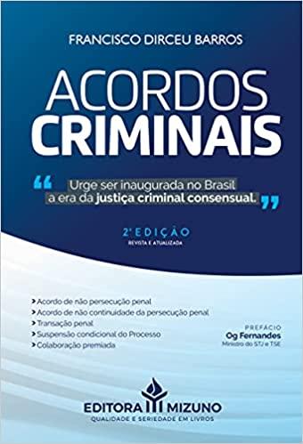 Acordos Criminais - 2 Edição