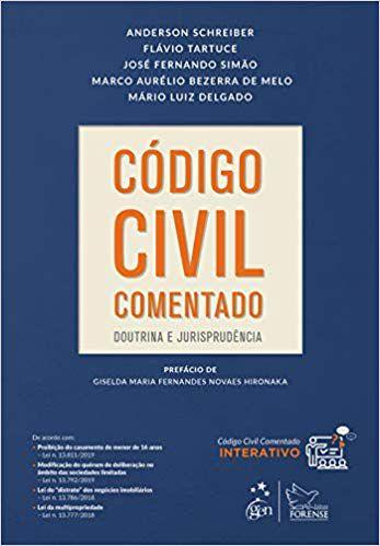 Código Civil Comentado - Doutrina e Jurisprudência
