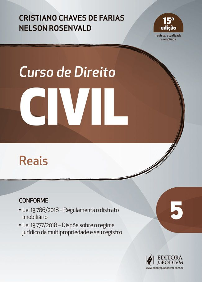 Curso de Direito Civil - Volume 5 - Reais