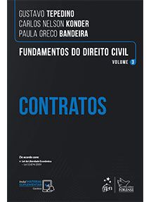 Fundamentos do Direito Civil - Contratos - Vol. 3 - Tepedino