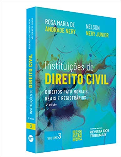 Instituições De Direito Civil Volume 3 - Direitos Patrimoniais, Reais E Registrários