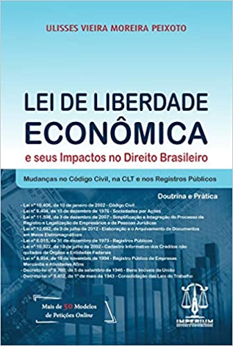 Lei De Liberdade Econômica