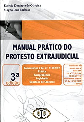 Manual Prático do Protesto Extrajudicial