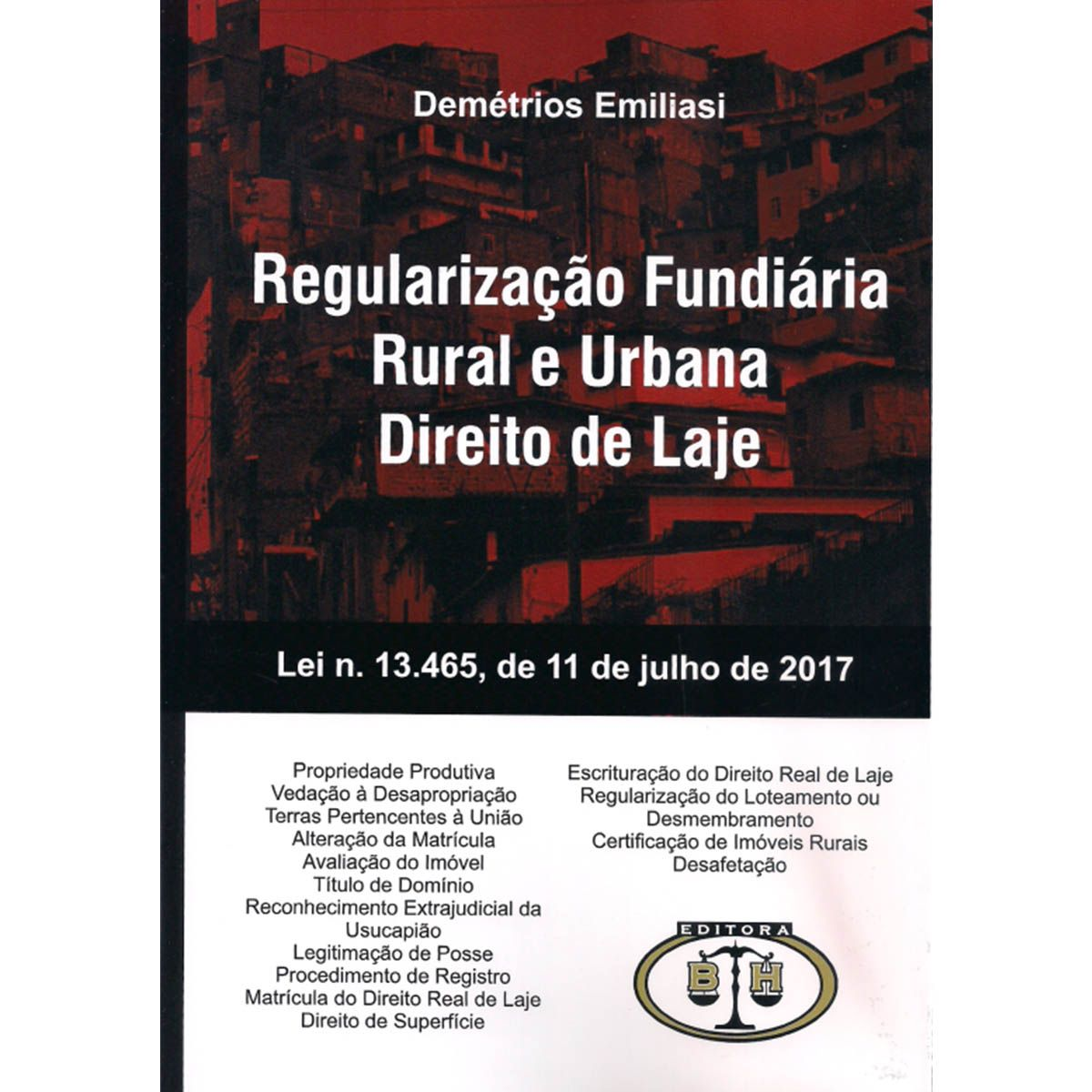 Regularização Fundiária Rural e Urbana - Direito de Laje
