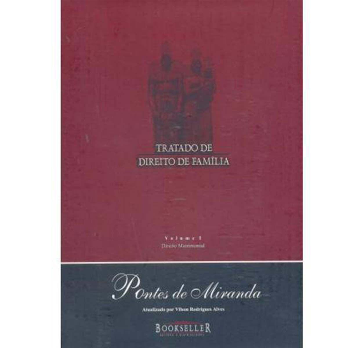Tratado de Direito de Familia - 3 Vols