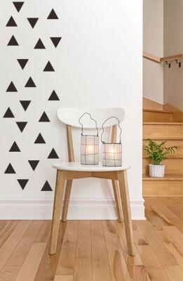 Adesivo Decorativo Geométrico - Triangulo
