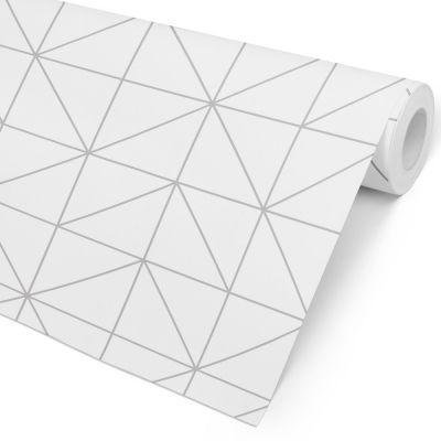 Papel de Parede Geométrico - Quadrante