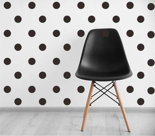 Adesivo Decorativo Geométrico - Dots