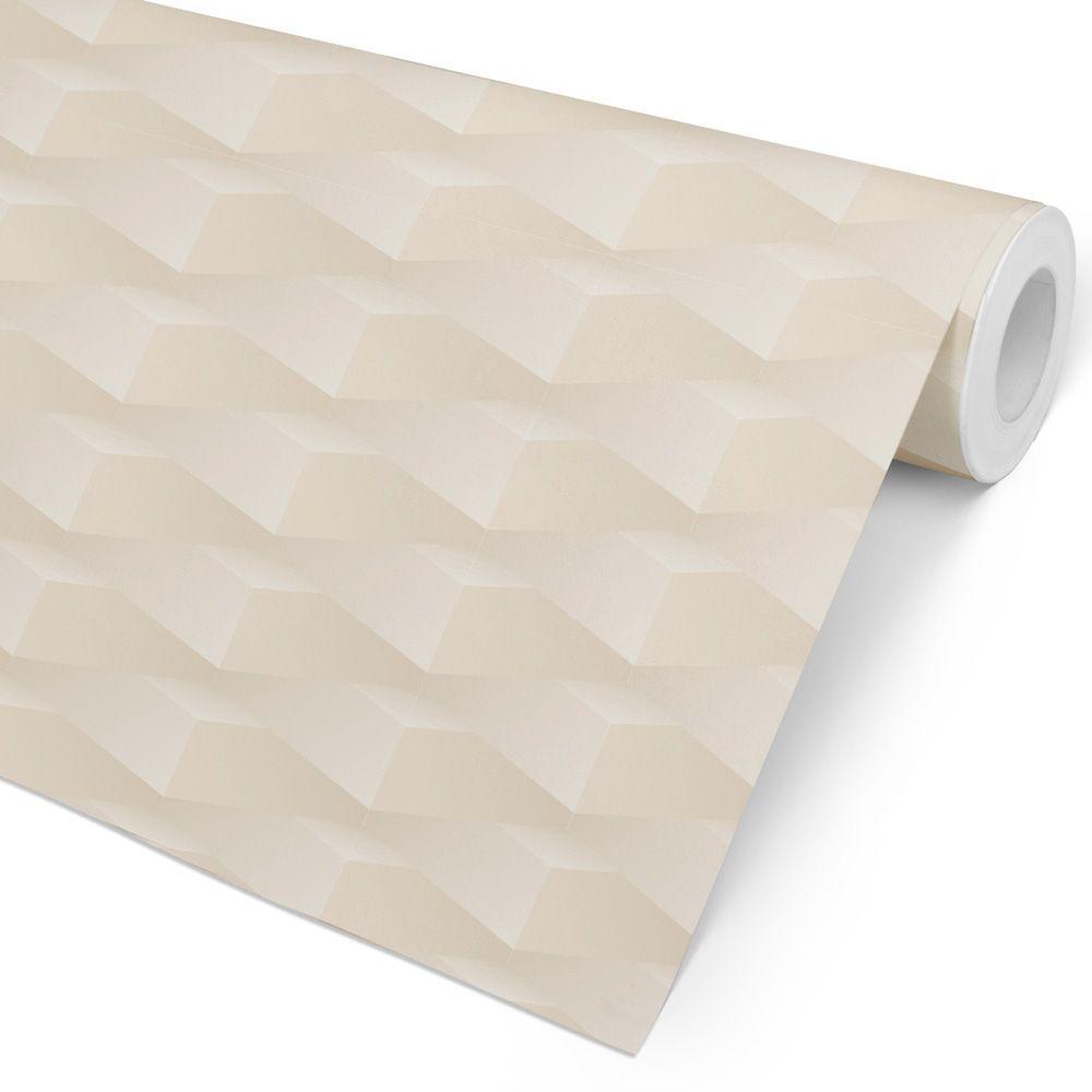 Papel de Parede 3D - Areia Molhada