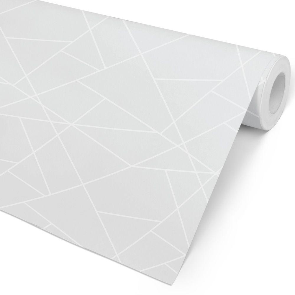 Papel de Parede Geométrico - Concentração