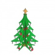 Arvore De Natal - 1