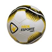 Bola De Campo Seleção Profissional Amarela e Branca