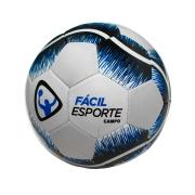 Bola De Campo Seleção Profissional Azul e Branca