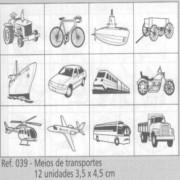 Carimbos Meios De Transporte