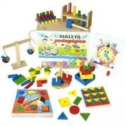 Maleta C/ 10 Brinquedos Diversos