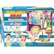 Quebra-Cabeça Bíblico Nascimento De Jesus 48 Pc