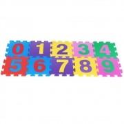 Tapete Pedagógico de Números