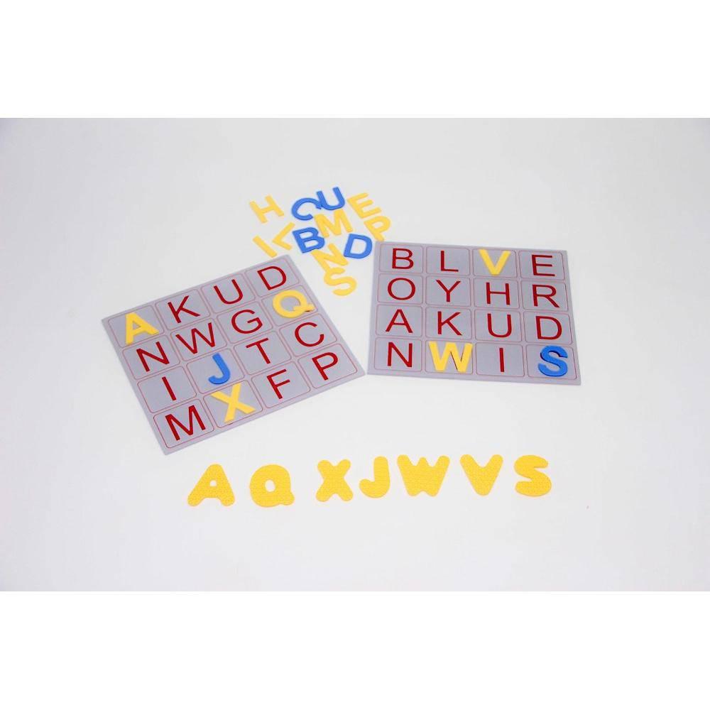 Alfabeto Bingo de Letras  - Alegria Brinquedos