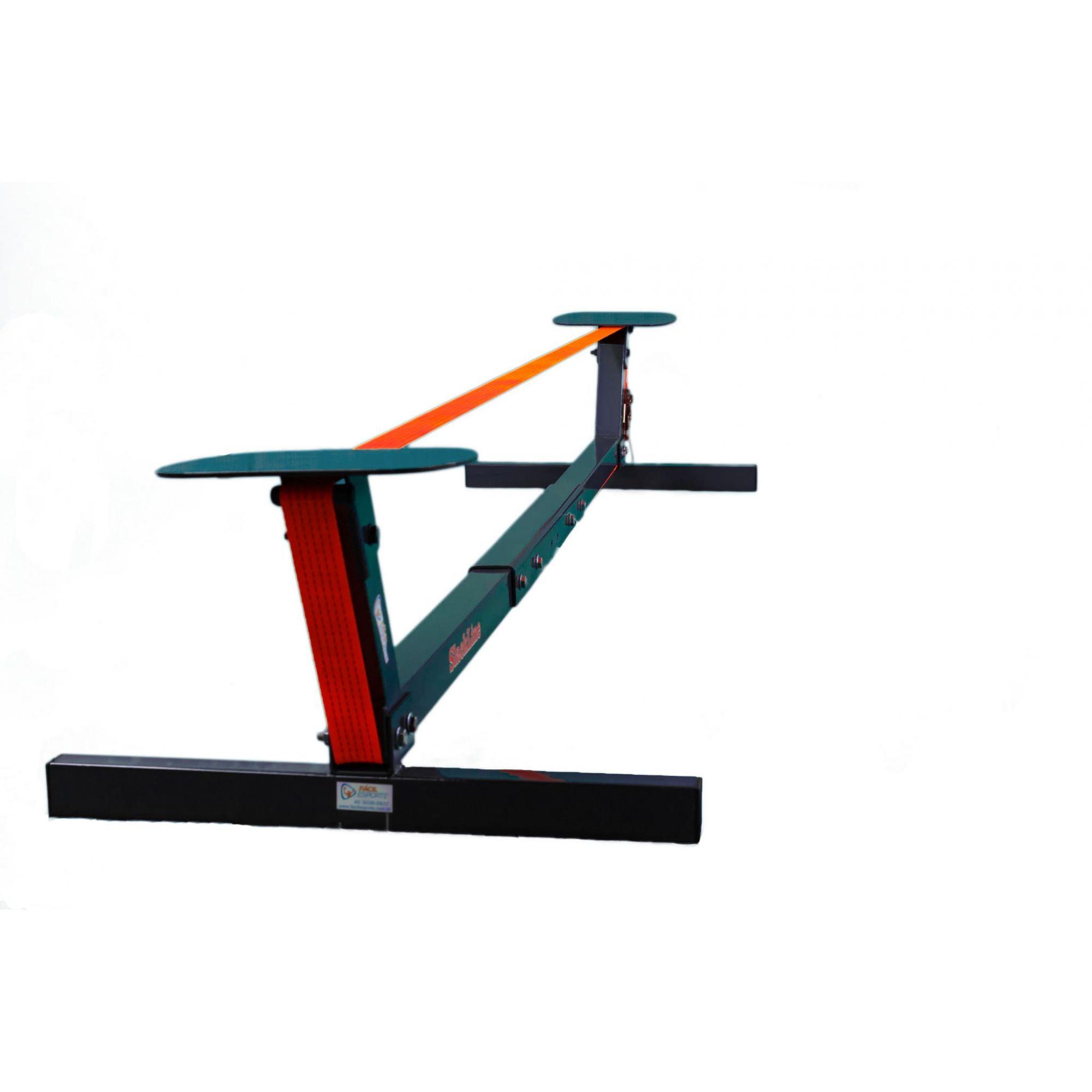 Aparelho para SlackLine – Fácil Esporte  - Alegria Brinquedos