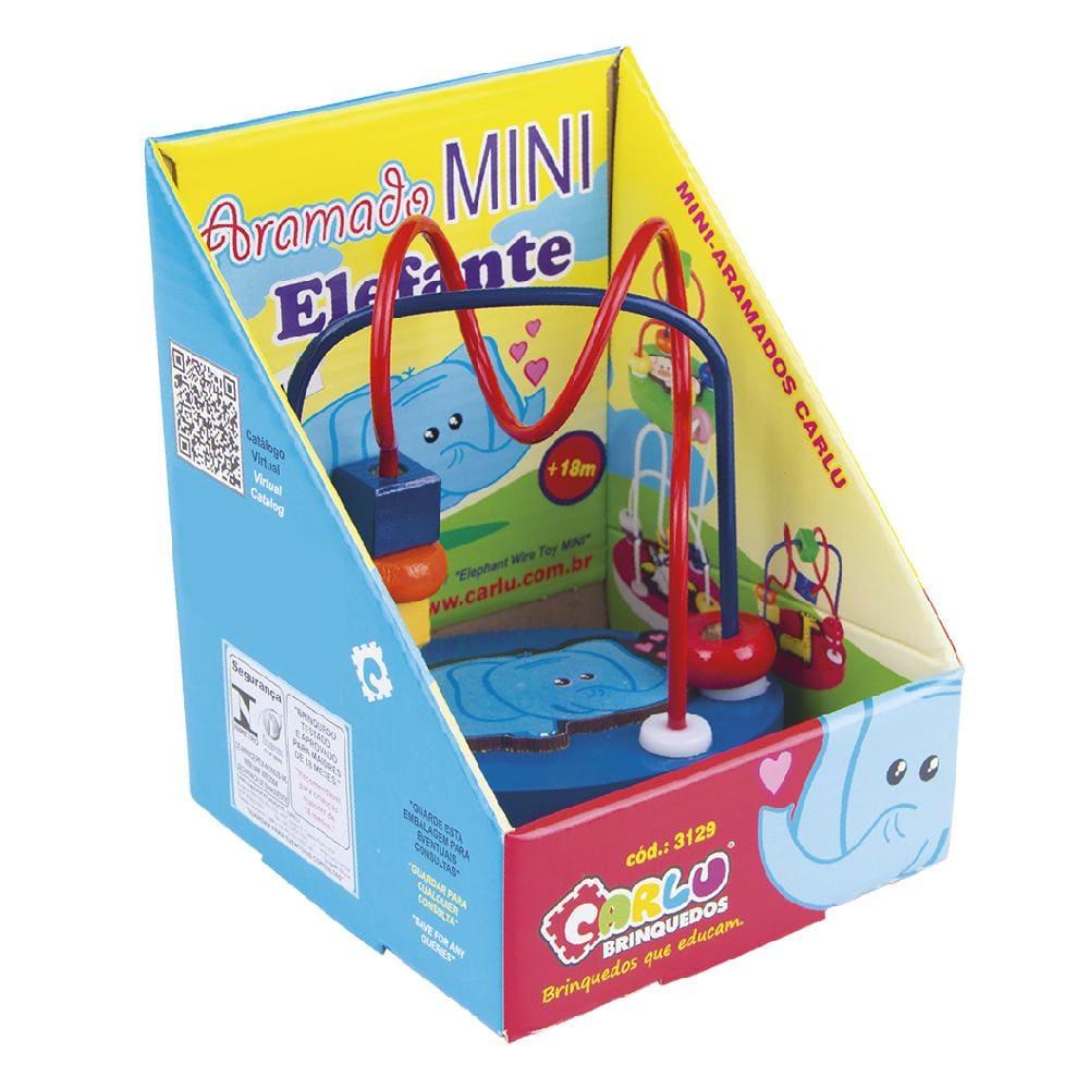 Aramado Mini - Elefante  - Alegria Brinquedos
