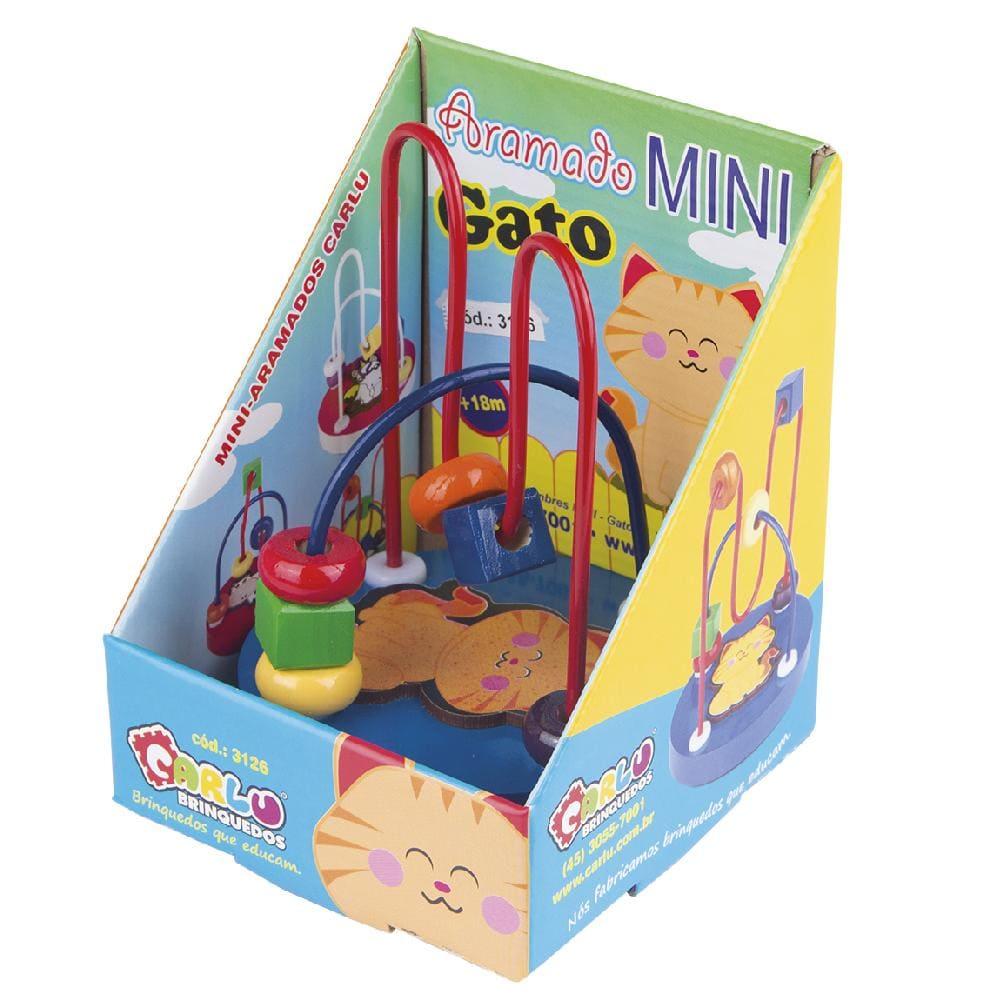 Aramado Mini - Gato  - Alegria Brinquedos