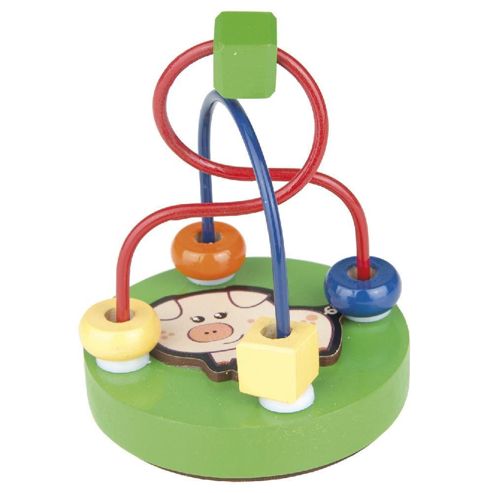 Aramado Mini - Porco  - Alegria Brinquedos