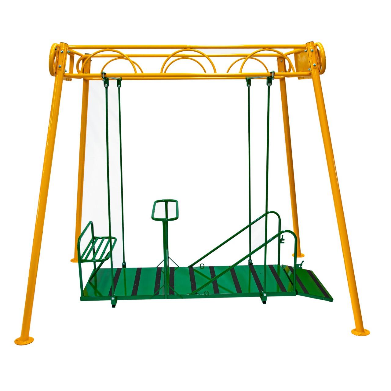 Balanço Adaptado Frontal  - Alegria Brinquedos
