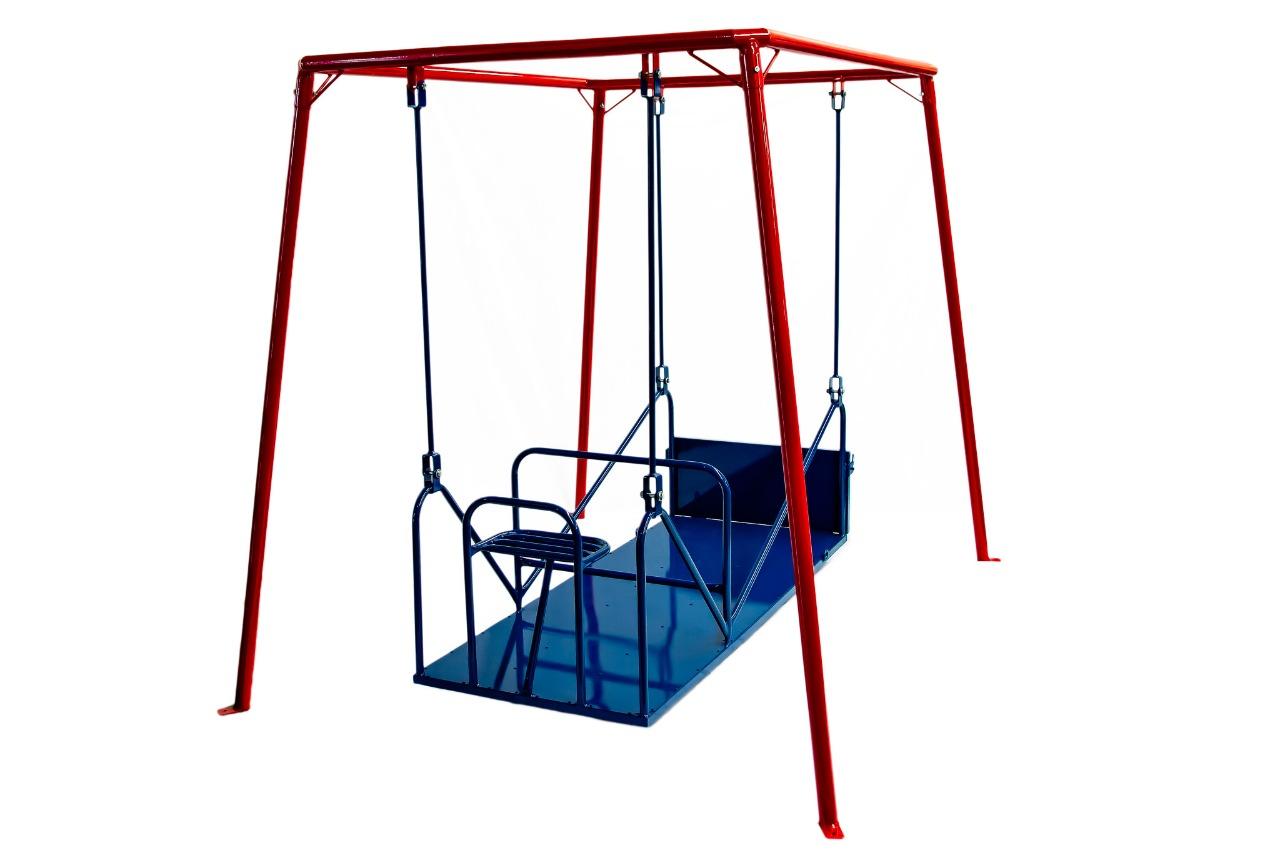 Balanço Adaptado Frontal - Basics  - Alegria Brinquedos