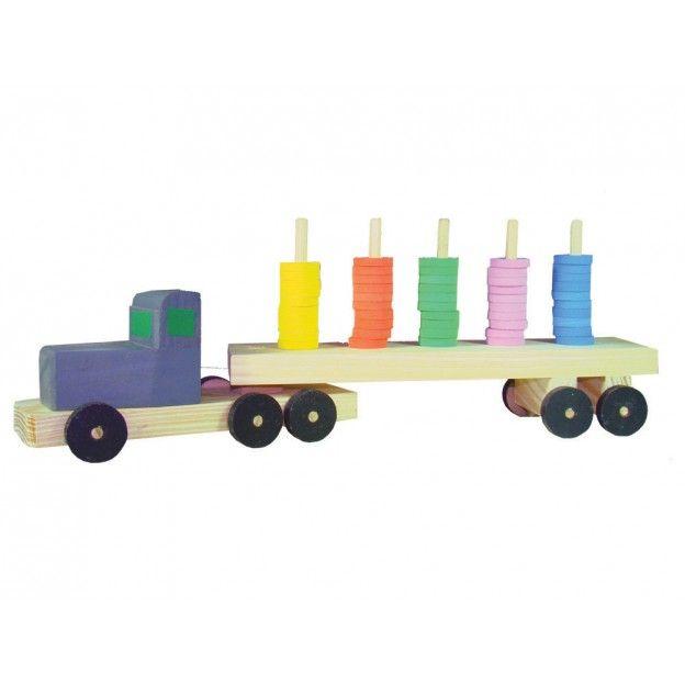 Caminhão Transábaco