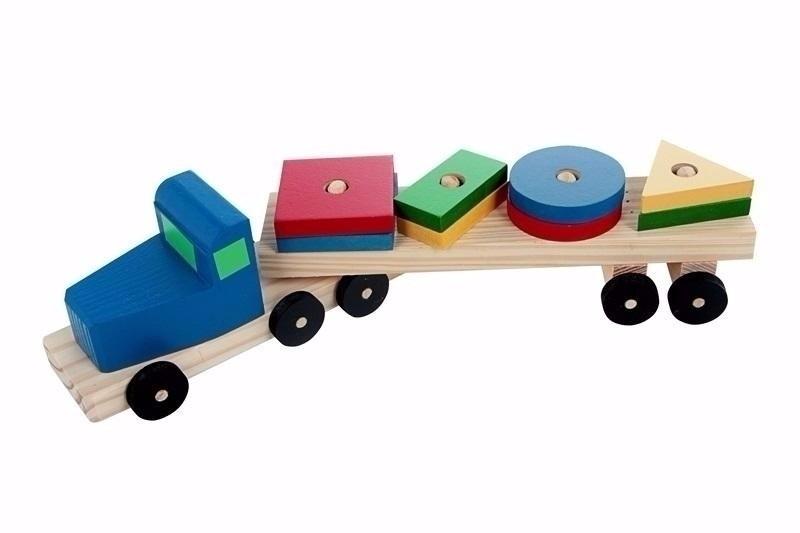 Caminhao Transforma  - Alegria Brinquedos