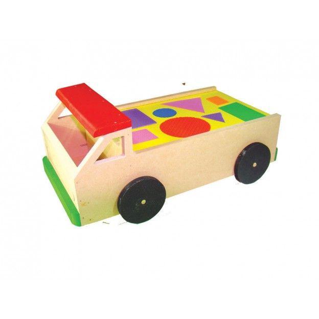 Caminhão Translógico  - Alegria Brinquedos