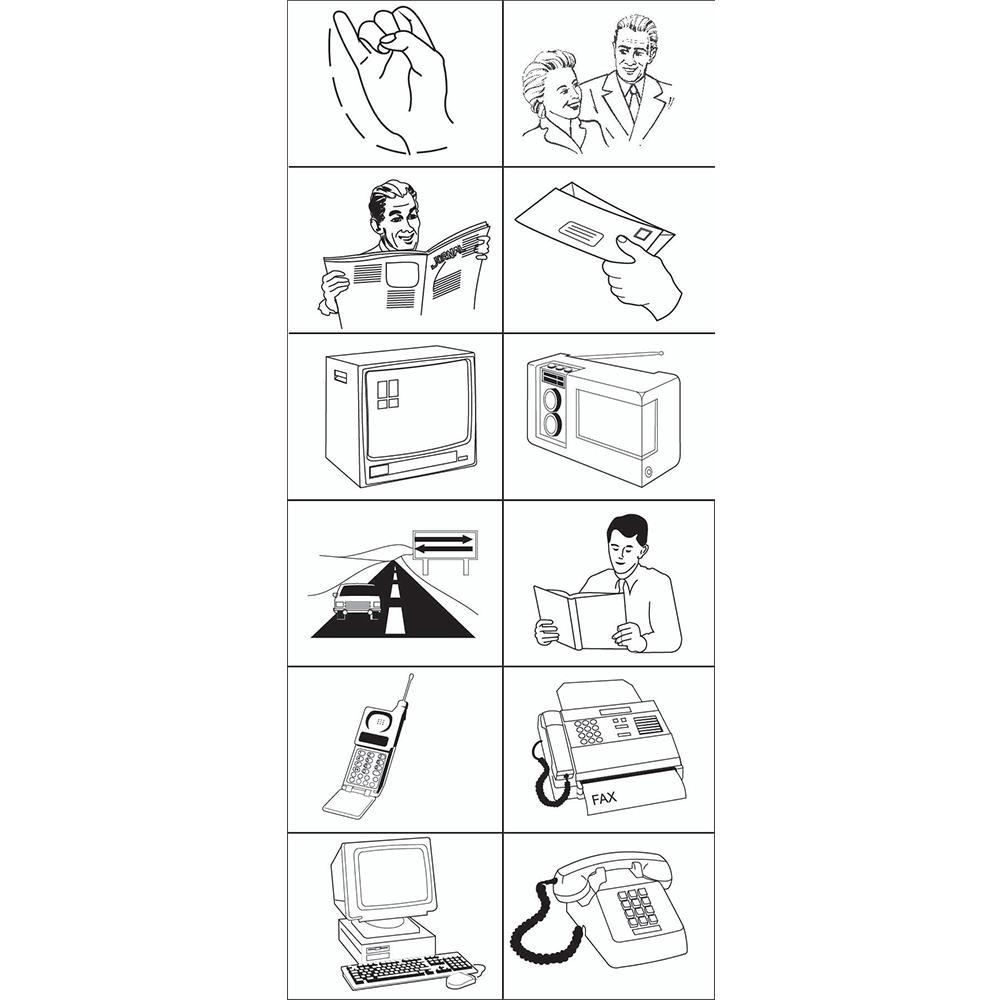 Carimbos Meios De Comunicacao