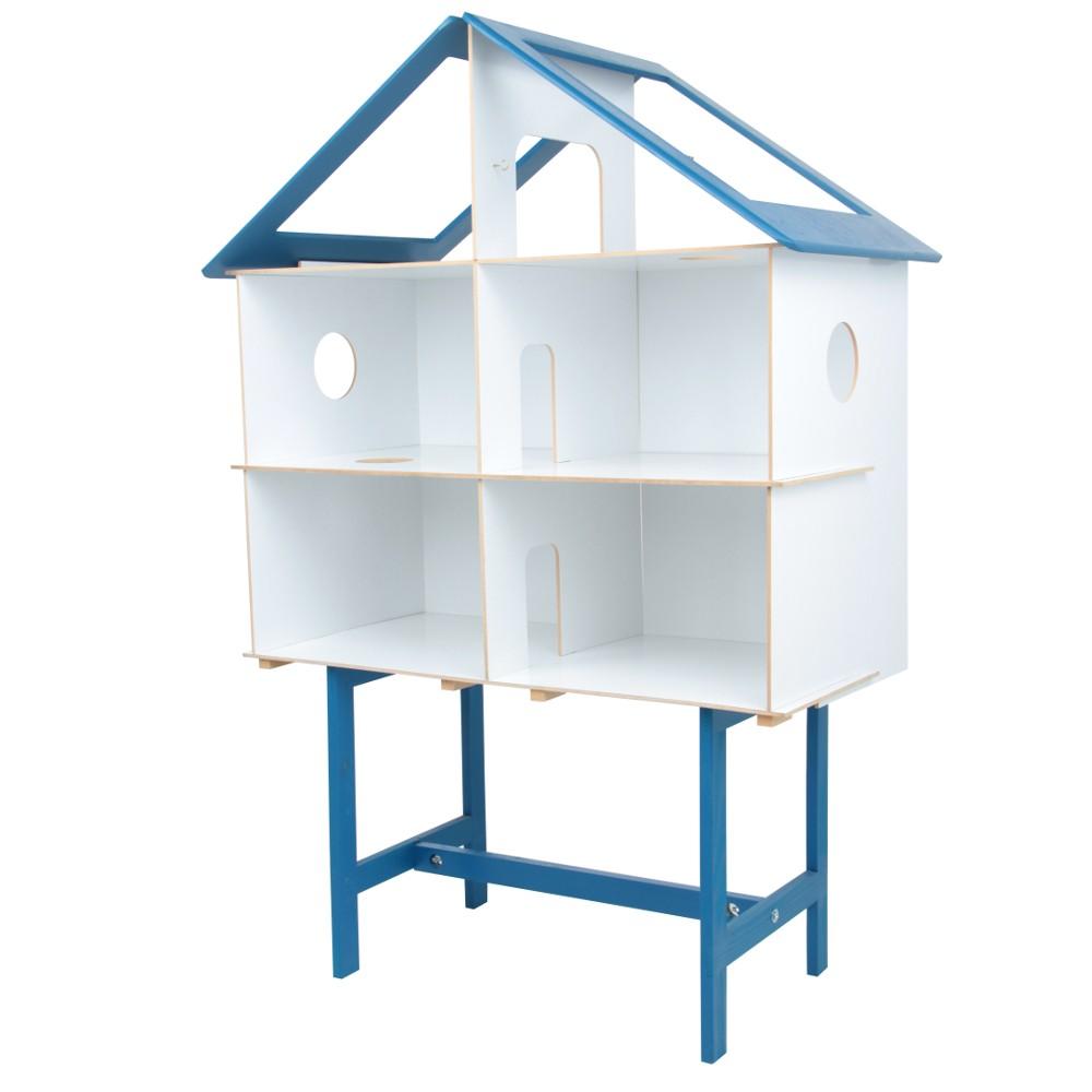 Casinha Azul  - Alegria Brinquedos