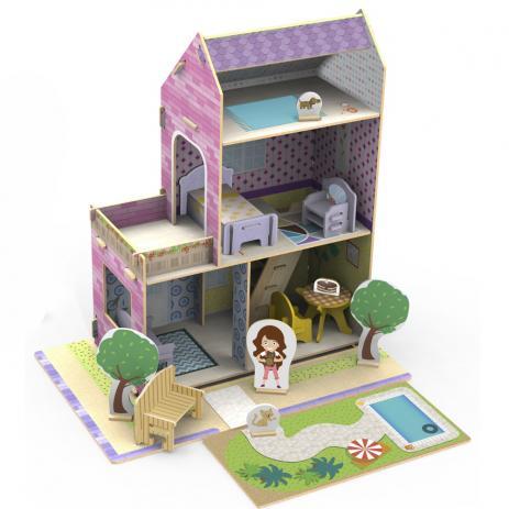 Casinha De Madeira Little House Verão