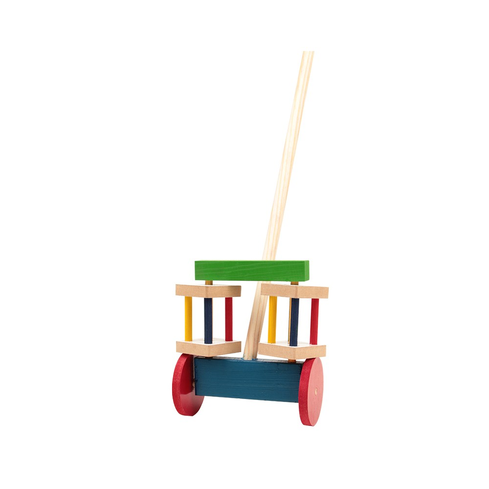 Empurre e Estimule Gira Gira  - Alegria Brinquedos