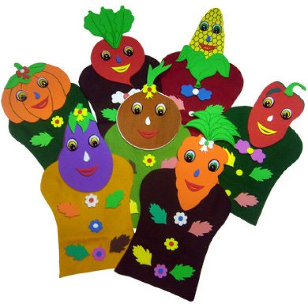 Fantoches Legumes