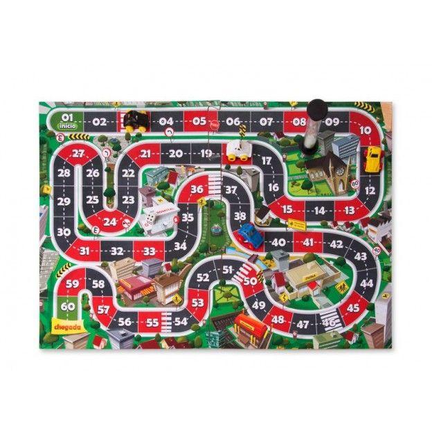 Jogo Transito Consciente  - Alegria Brinquedos