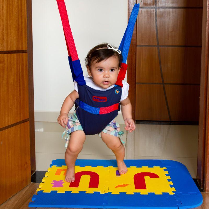 Jump Baby Fácil Esporte (Pula Pula)  - Alegria Brinquedos